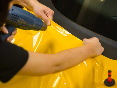 Carwrapping Groningen